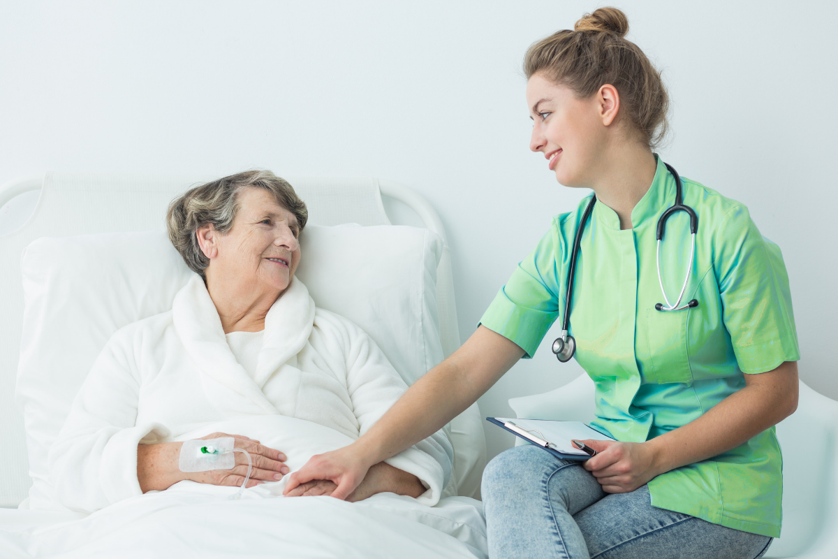 What is Palliative & Supportive Care?